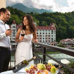 Tulip Inn Roza Khutor Hotel Красная Поляна питание
