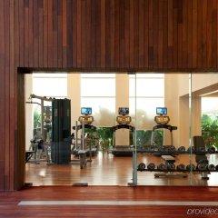 Отель Hansar Bangkok фитнесс-зал