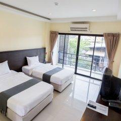 Baan Phor Phan Hotel комната для гостей фото 5