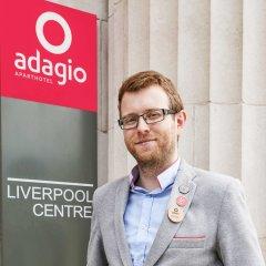 Отель Aparthotel Adagio Liverpool City Centre с домашними животными
