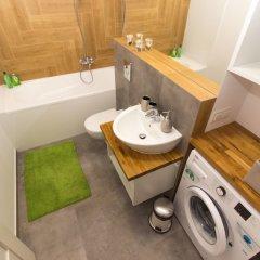 Отель M&R Apartament Airport Konstruktorska 7 ванная фото 2