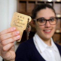 Отель L'Antico Convitto Италия, Амальфи - отзывы, цены и фото номеров - забронировать отель L'Antico Convitto онлайн детские мероприятия