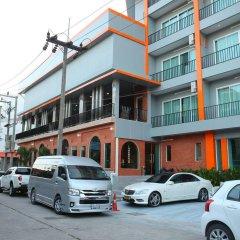 Chabana Kamala Hotel Пхукет парковка