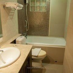 Отель Nara Suite Residence Бангкок ванная