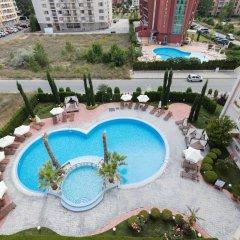 Апартаменты Two Bedroom Apartment with Large Balcony бассейн фото 2