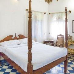 Отель GuestHouser 3 BHK Villa 9e06 Гоа комната для гостей