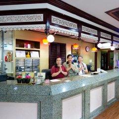 Отель Siam Star Бангкок интерьер отеля фото 3