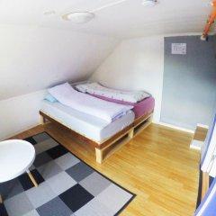 Отель Citycamp Tromsø Норвегия, Тромсе - отзывы, цены и фото номеров - забронировать отель Citycamp Tromsø онлайн комната для гостей фото 4