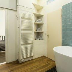 Отель Azara Amsterdam Нидерланды, Амстердам - отзывы, цены и фото номеров - забронировать отель Azara Amsterdam онлайн ванная фото 2