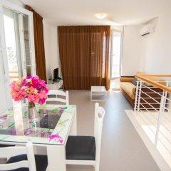 Отель Bougainville Bay Serviced Apartments Албания, Саранда - отзывы, цены и фото номеров - забронировать отель Bougainville Bay Serviced Apartments онлайн комната для гостей фото 2