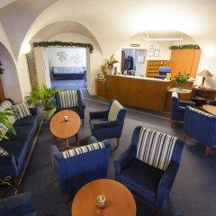 Отель Modra ruze Чехия, Прага - 10 отзывов об отеле, цены и фото номеров - забронировать отель Modra ruze онлайн интерьер отеля