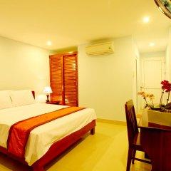 Отель Hai Yen Resort комната для гостей фото 2