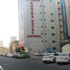 Отель Sahara Hotel Apartments ОАЭ, Шарджа - отзывы, цены и фото номеров - забронировать отель Sahara Hotel Apartments онлайн парковка