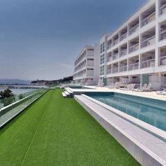 Отель White Lagoon Болгария, Балчик - отзывы, цены и фото номеров - забронировать отель White Lagoon онлайн бассейн фото 2