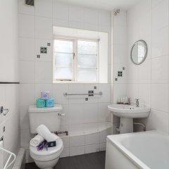 Апартаменты Spacious Pentonville Road Apartment - MLH Лондон ванная фото 2
