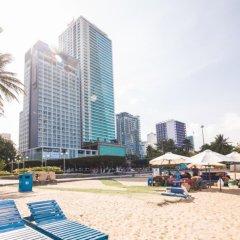 Отель Citadines Bayfront Nha Trang спортивное сооружение