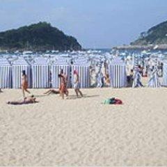 Отель Hsuites96- Villa Unifamiliar- Parking Gratis Сан-Себастьян пляж