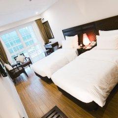 Sapa Signature Inn - Hostel Шапа комната для гостей