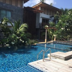 Отель Sairee Hut Resort бассейн