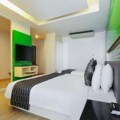 Отель Klassique Sukhumvit Бангкок комната для гостей фото 5