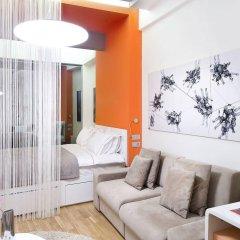 Отель Nuru Ziya Suites Стамбул комната для гостей