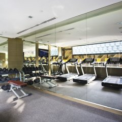 Отель Grand Park Orchard фитнесс-зал фото 2