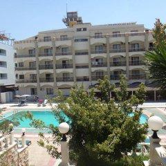 Temple Beach Hotel Турция, Алтинкум - отзывы, цены и фото номеров - забронировать отель Temple Beach Hotel онлайн балкон