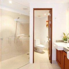Отель Dewa Phuket Nai Yang Beach Таиланд, Пхукет - 1 отзыв об отеле, цены и фото номеров - забронировать отель Dewa Phuket Nai Yang Beach онлайн ванная