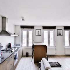 Апартаменты Royal Apartments Botanique Брюссель в номере
