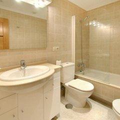 Отель Apartamentos Mediterráneo Real ванная фото 2