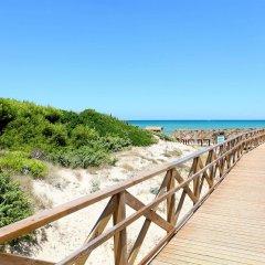 Отель Valentín Playa de Muro пляж