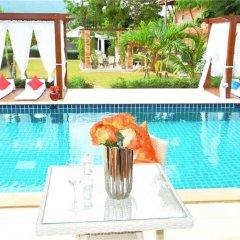 Отель Green Leaf 3 Nai Harn 2 bedrooms Villa бассейн фото 3