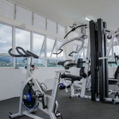 Отель Brompton 40 by Pro Homes Jamaica фитнесс-зал фото 2