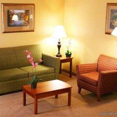 Отель Hampton Inn & Suites Los Angeles Burbank Airport Лос-Анджелес интерьер отеля фото 3