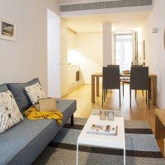 Апартаменты Hello Lisbon Baixa Chiado Apartments Лиссабон комната для гостей фото 2