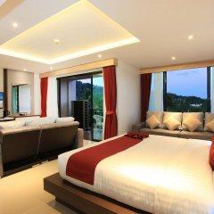 Отель Paripas Patong Resort комната для гостей