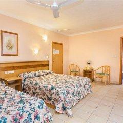 The San Anton Hotel комната для гостей
