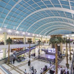 Отель Ayla Bawadi Hotel & Mall ОАЭ, Эль-Айн - отзывы, цены и фото номеров - забронировать отель Ayla Bawadi Hotel & Mall онлайн бассейн фото 3