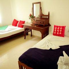 Отель Frangipani Motel Шри-Ланка, Галле - отзывы, цены и фото номеров - забронировать отель Frangipani Motel онлайн комната для гостей фото 5