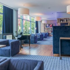Отель Seminaris CampusHotel Berlin гостиничный бар
