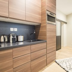 Апартаменты Luxury Apartment In Paris - République Париж в номере