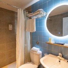 Отель Home Inn (Jiujiang Xunyang Road Pedestrian Street Branch) ванная