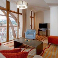 Гостиница Courtyard Marriott Sochi Krasnaya Polyana 4* Стандартный номер разные типы кроватей