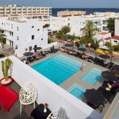 Отель Migjorn Ibiza Suites & Spa балкон