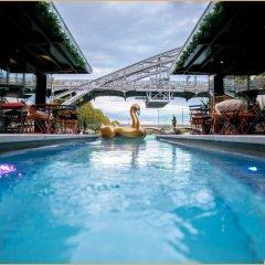Отель Off Paris Seine бассейн фото 3