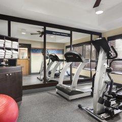 Отель Hampton Inn Memphis/Collierville фитнесс-зал