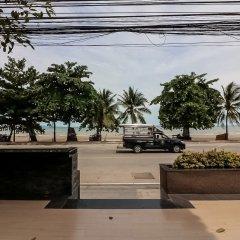 Отель Nida Rooms Jomtien 125 Deep Sea пляж