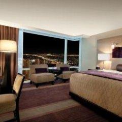 Отель ARIA Resort & Casino at CityCenter Las Vegas 5* Номер Делюкс с двуспальной кроватью фото 8