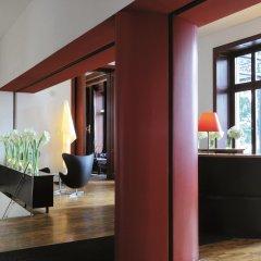 Отель Sorell Hotel Zürichberg Швейцария, Цюрих - 2 отзыва об отеле, цены и фото номеров - забронировать отель Sorell Hotel Zürichberg онлайн интерьер отеля фото 2