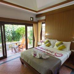 Отель Samui Honey Cottages Beach Resort комната для гостей фото 10